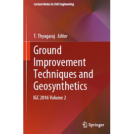 Ground Improvement Techniques and Geosynthetics