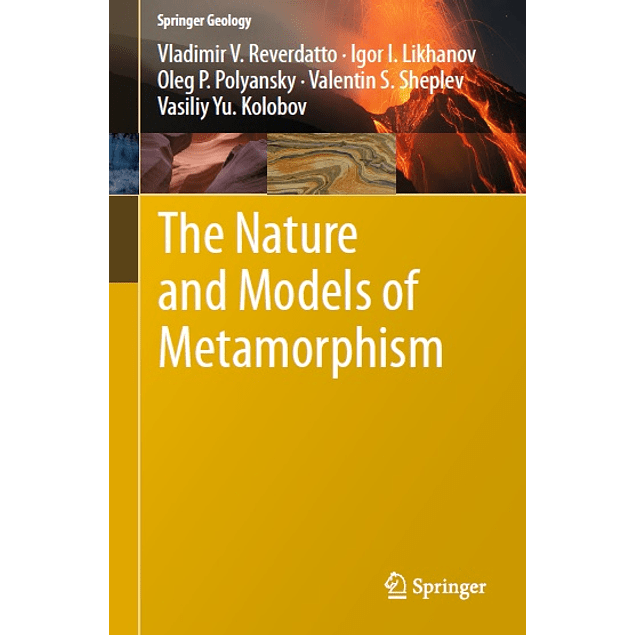 The Nature and Models of Metamorphism