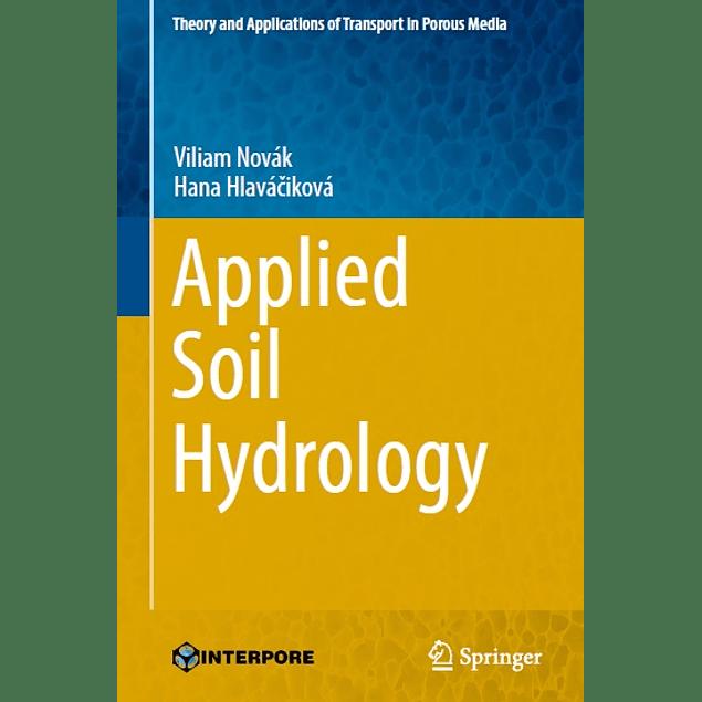 Applied Soil Hydrology
