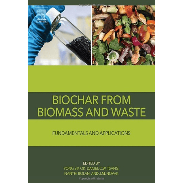 Biochar from Biomass and Waste: Fundamentals and Applications