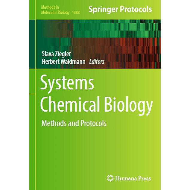 Systems Chemical Biology: Methods and Protocols