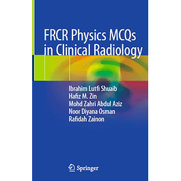 FRCR Physics MCQs in Clinical Radiology