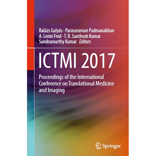 ICTMI 2017: Proceedings of the International Conference on Translational Medicine and Imaging