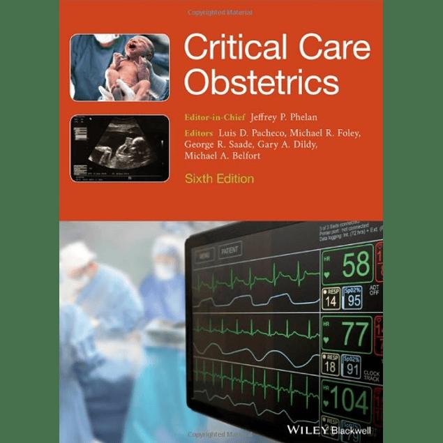 Critical Care Obstetrics