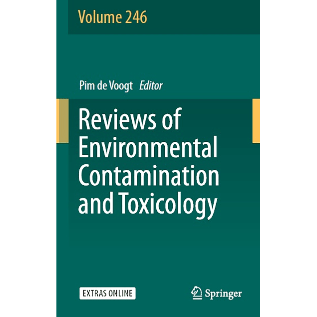 Reviews of Environmental Contamination and Toxicology Volume 246