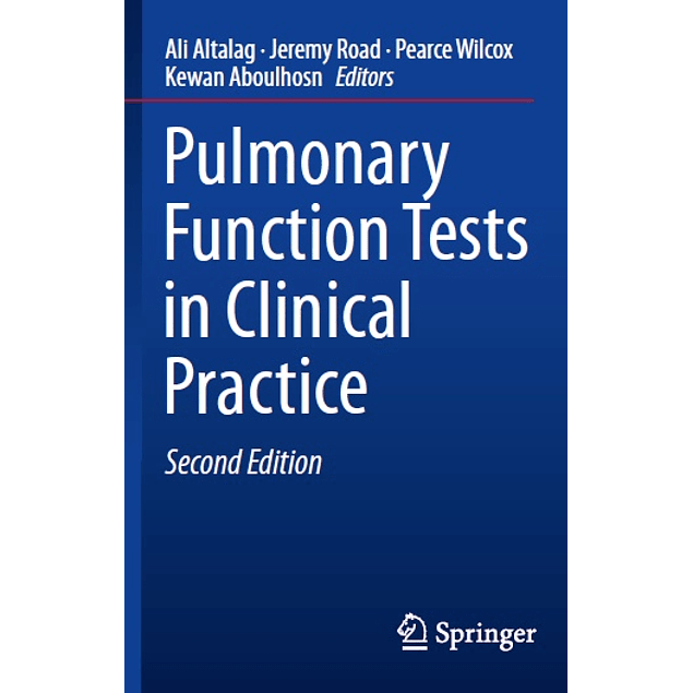 Pulmonary Function Tests in Clinical Practice