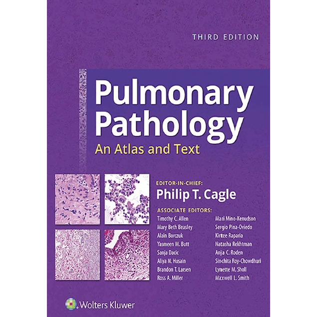 Pulmonary Pathology: An Atlas and Text