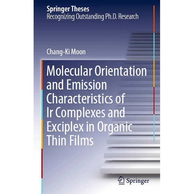Molecular Orientation and Emission Characteristics of Ir Complexes and Exciplex in Organic Thin Films