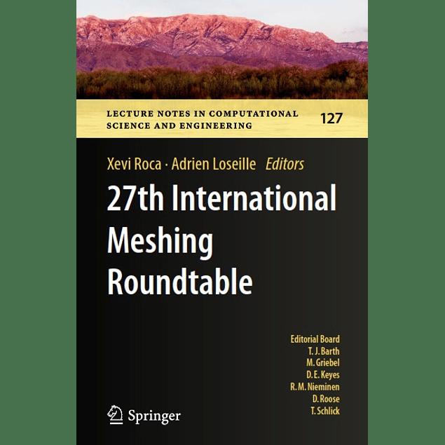 27th International Meshing Roundtable