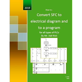 Convert SFC to electrical diagram and to a program for all types of PLCs: My user guide