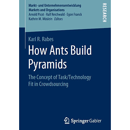 How Ants Build Pyramids: The Concept of Task/Technology Fit in Crowdsourcing