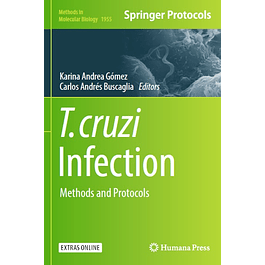 T. cruzi Infection: Methods and Protocols