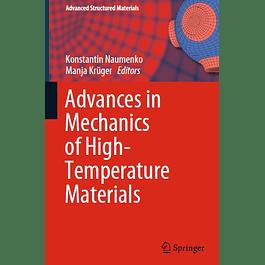 Advances in Mechanics of High-Temperature Materials