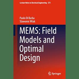 MEMS: Field Models and Optimal Design