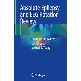 Absolute Epilepsy and EEG Rotation Review: Essentials for Trainees