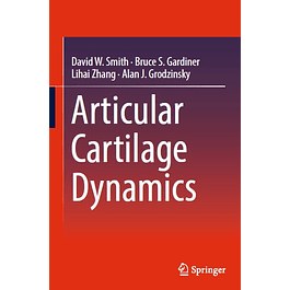Articular Cartilage Dynamics