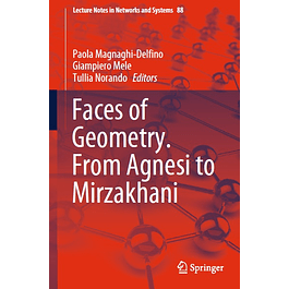 Faces of Geometry. From Agnesi to Mirzakhani