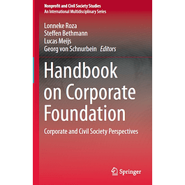 Handbook on Corporate Foundation: Corporate and Civil Society Perspectives
