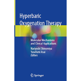 Hyperbaric Oxygenation Therapy: Molecular Mechanisms and Clinical Applications