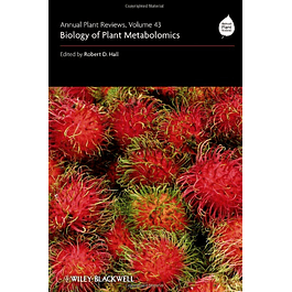 Annual Plant Reviews, Biology of Plant Metabolomics