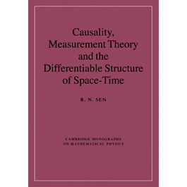 Causality, Measurement Theory and the Differentiable Structure of Space-Time