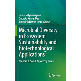 Microbial Diversity in Ecosystem Sustainability and Biotechnological Applications: Volume 2. Soil & Agroecosystems