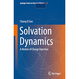 Solvation Dynamics: A Notion of Charge Injection