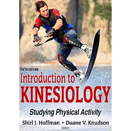 Introduction to Kinesiology: Studying Physical Activity