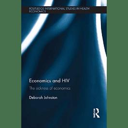Economics and HIV: The Sickness of Economics