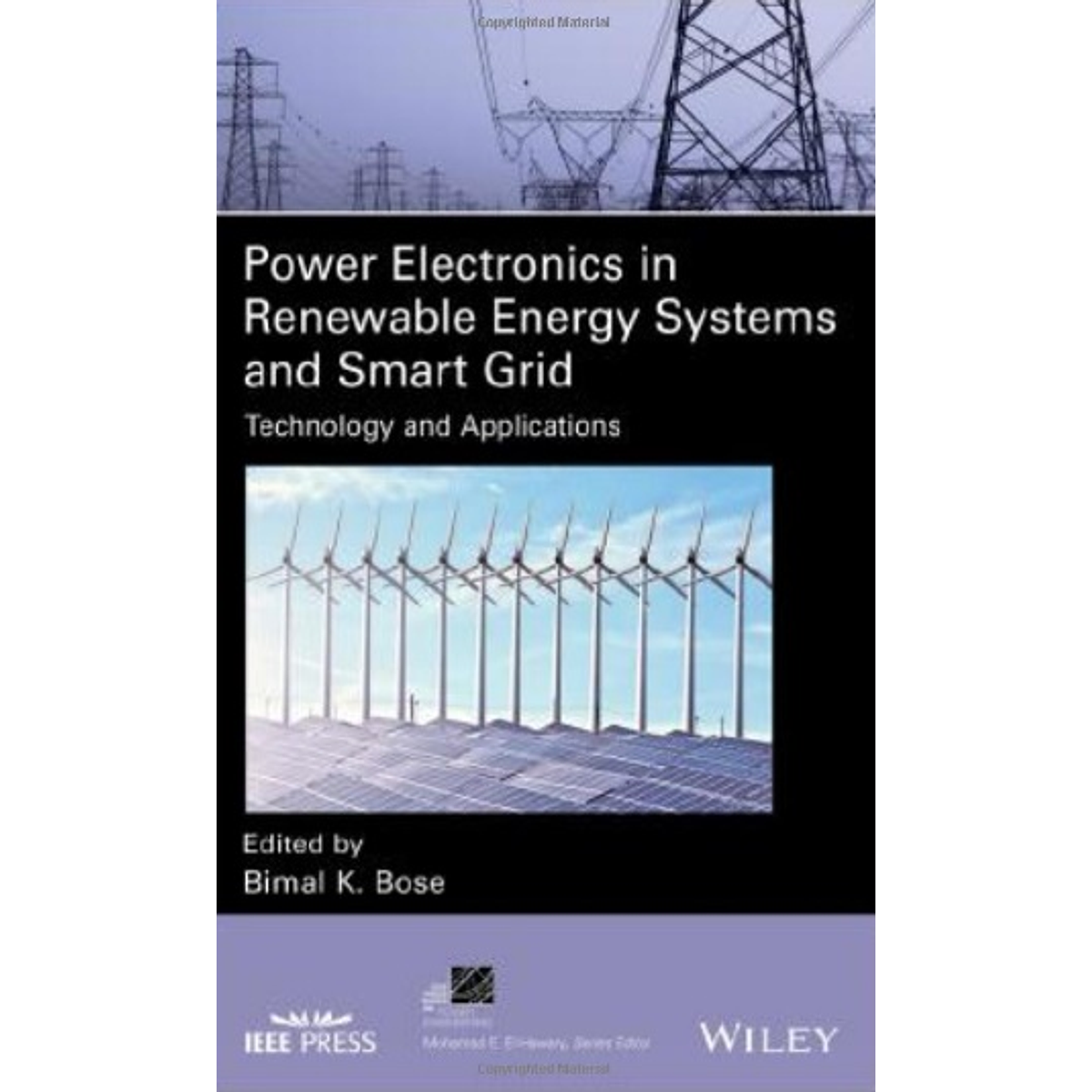 Power Electronics In Renewable Energy Systems And Smart G