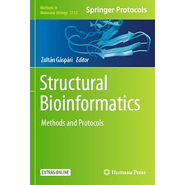 Structural Bioinformatics: Methods and Protocols