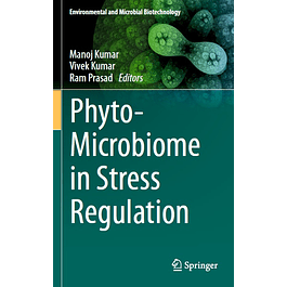 Phyto-Microbiome in Stress Regulation