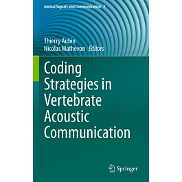 Coding Strategies in Vertebrate Acoustic Communication