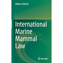 International Marine Mammal Law