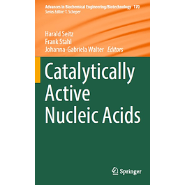 Catalytically Active Nucleic Acids