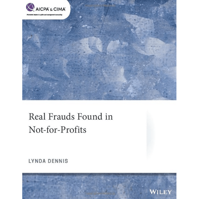 Real Frauds Found in Not-for-Profits