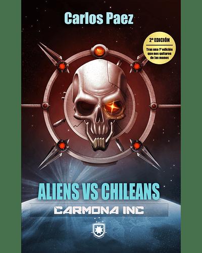 Aliens vs chileans | Carlos Páez