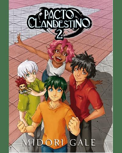 Pacto Clandestino 2   Midori Gale