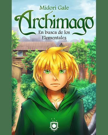 Archimago: En busca de los Elementales (1)   Midori Gale