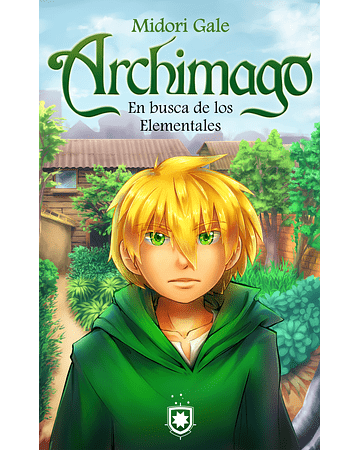 Archimago: En busca de los Elementales (1) | Midori Gale