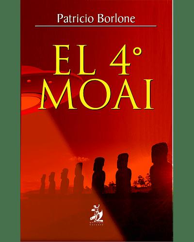 El 4° Moai | Patricio Borlone
