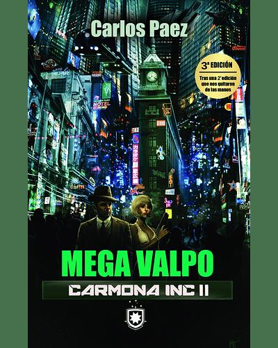 Mega Valpo | Carlos Páez