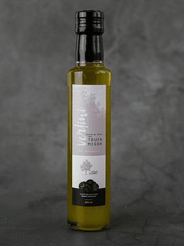 Aceite con láminas de Trufa Negra - 250ml (Descuento Día de la Madre  -15% Aplicado)