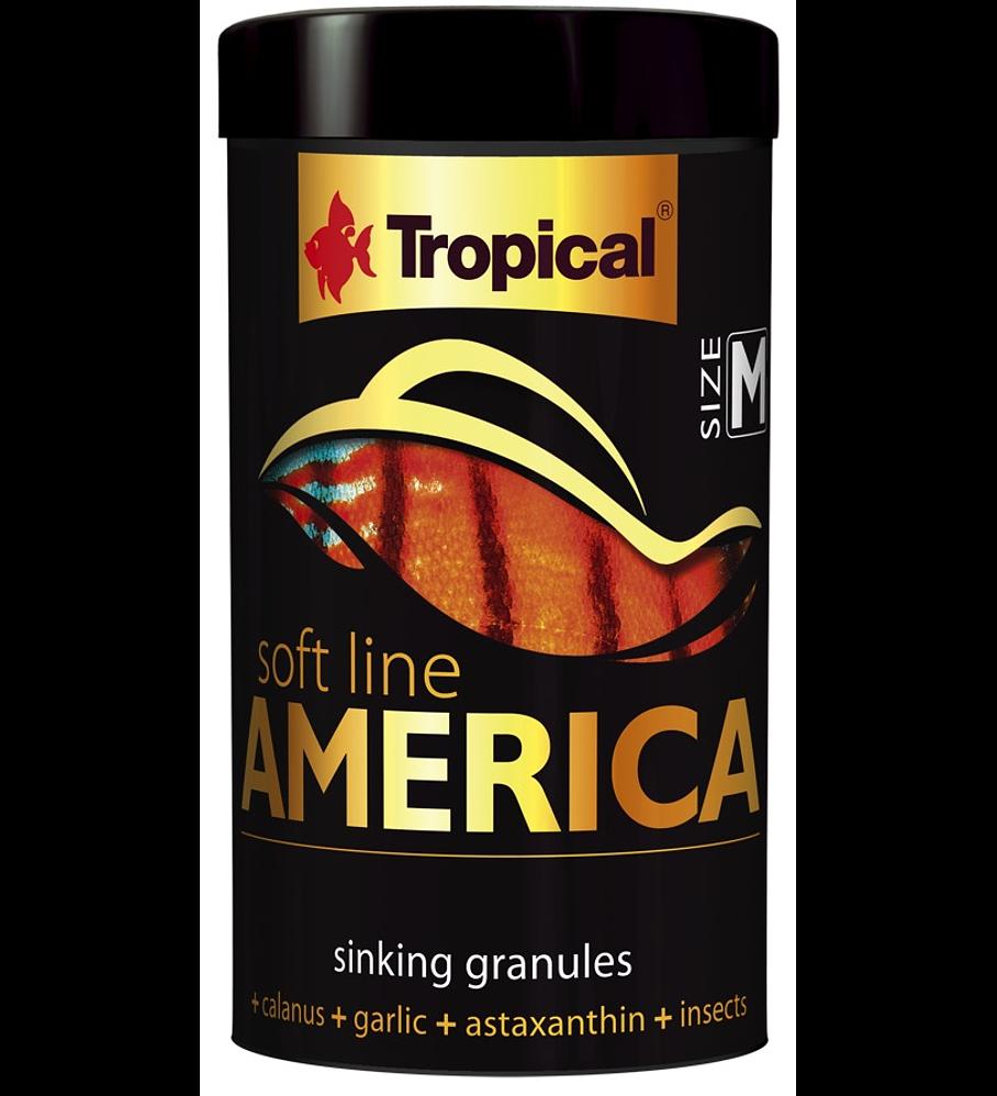 Tropical Soft Line America Size M  - 250 ml/150 g