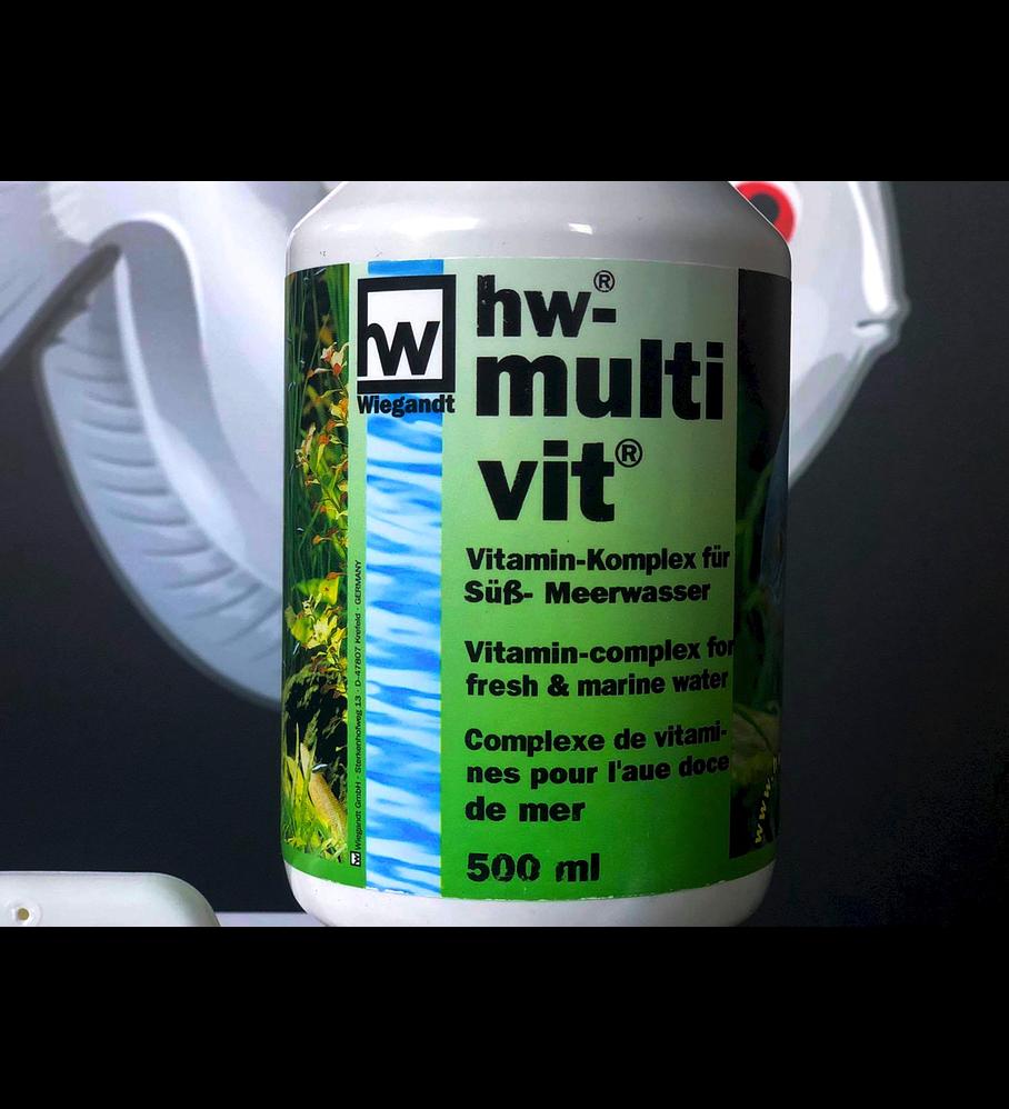 hw- Multivit 500 ml
