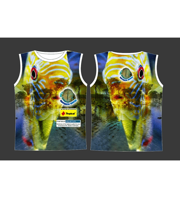 T-Shirt Santarém Discus (S)