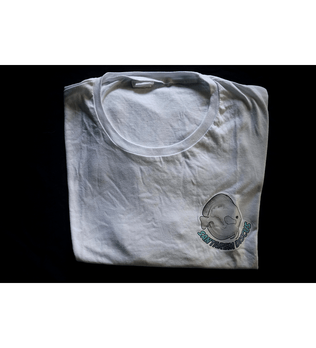 T-Shirt Santarém Discus Plus - XL -