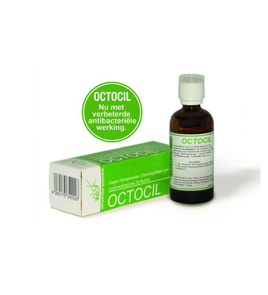 OCTOCIL 100ml  Manaus_aquarium