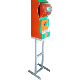 Dispensador de Chicles/Dulces con Base x 1