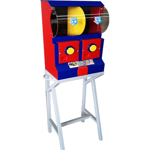 Dispensador de Chicles/Dulces con Base x 2